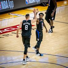 NBA Playoff day 3- Pareggiano Clippers e Philadelphia