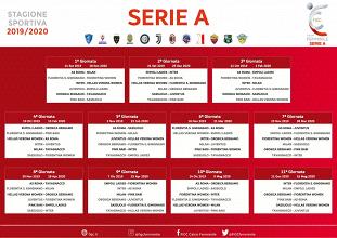 Serie A Femminile-Ecco il calendario: la Juve parte con l'Empoli