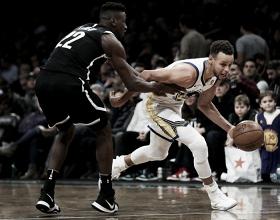 Resumen NBA: Curry vuelve a pasarse la NBA y Lonzo brilla con su segundo triple-doble