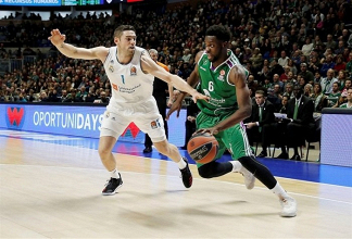 Turkish Airlines Euroleague - Malaga torna alla vittoria contro Real Madrid (80-75)