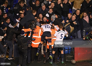 Tottenham Hotspur 2-0 Chelsea: Dele double ends Chelsea's unbeaten league run