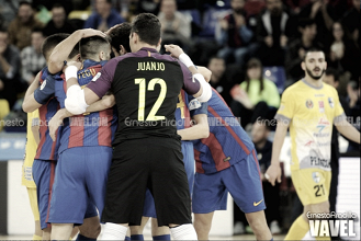 El Barça Lassa arrolla al Peñíscola
