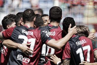 El Cagliari suma su última victoria en el Stadio Sant Elia