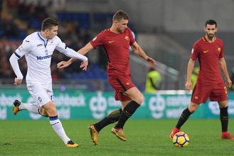 Roma, il Chelsea vuole anche Edin Dzeko