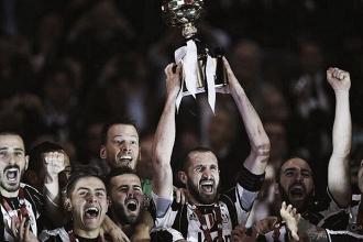 La Juventus agiganta su supremacía en el Calcio