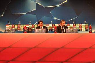 Champions League - Siviglia: le parole di Vincenzo Montella nel post-gara