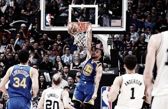 Com grande virada, Warriors superam Spurs e mantém invencibilidade de nove jogos