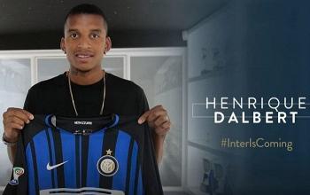 """Inter, Dalbert si presenta: """"Entusiasta che questo club abbia puntato su di me"""""""
