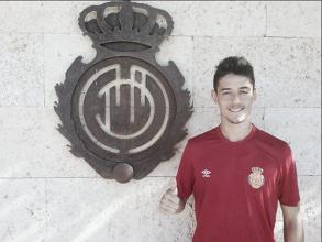 Adrià Dalmau, nuevo jugador del RCD Mallorca