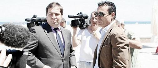 El Valencia rescinde el contrato de Damià Vidagany tras un acuerdo mutuo