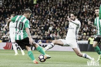 El nuevo Betis llega al Bernabéu