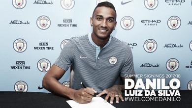 Danilo ficha por el Manchester City