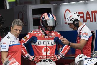 MotoGP a Philipp Island - Le parole di Petrucci e Lorenzo