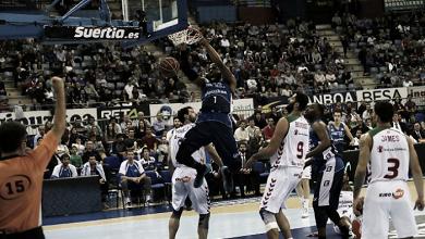 Las notas del RETAbet Gipuzkoa Basket: Danny Agbelese