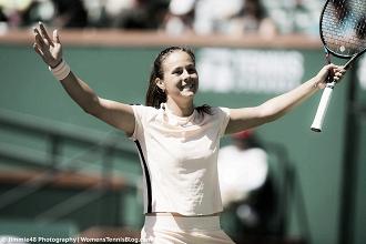 WTA Indian Wells: Daria Kasatkina stuns Angelique Kerber in one-sided fashion