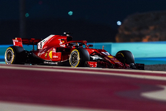 Formula 1 - Vettel sontuoso vince in Bahrain, Bottas e Hamilton si arrendono - Twitter Ferrari