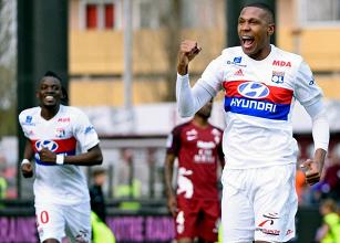 Ligue 1: il Lione dilaga a Metz, pari per Nizza e Marsiglia