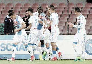 Napoli gana, gusta y golea en el San Paolo