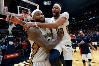 NBA - Cousins travolge Chicago, New Orleans la spunta al doppio OT. Memphis si impone su Philadelphia