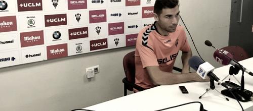 """Morillas: """"Me veo para poder ir y jugar"""""""