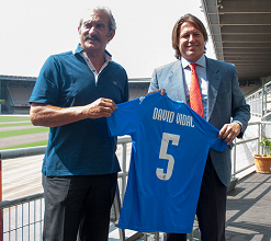 """David Vidal: """"Vamos a ganar y a llenar el estadio"""""""