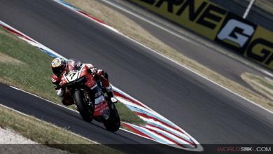 Chaz Davies se impone en la invasión británica al Gran Premio de Francia de Superbikes