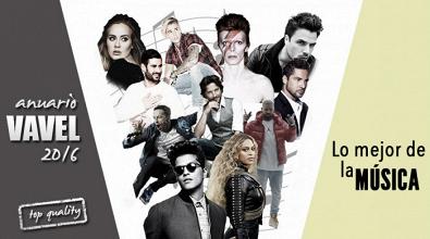 Anuario VAVEL Música 2016: el sonido de otro gran año