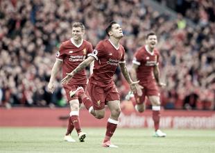 Após tensão no início, Liverpool bate Middlesbrough e carimba vaga à Champions League