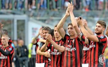 Finalmente Milan sei tornato in Europa