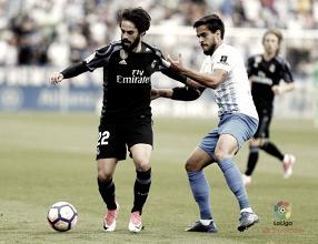 El Málaga no puede ante el campeón