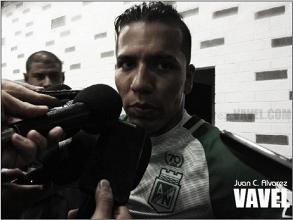 """Dayro Moreno: """"Nosotros tenemos un plantel muy fuerte que podía darle la vuelta al marcador"""""""