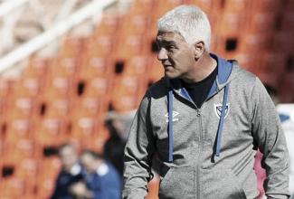 """Omar De Felippe: """"El partido se terminó a los 15 minutos"""""""