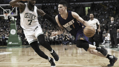Devin Booker scores monster 70 points in loss to the Boston Celtics