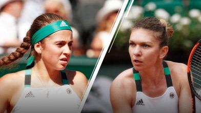 Roland Garros 2017, la finale femminile: Ostapenko - Halep per il titolo