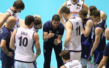 Volley M - Gianlorenzo Blengini ha scelto i 14 giocatori dell'Italia per il primo weekend di World League