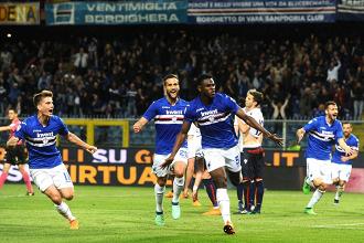 Twitter Sampdoria