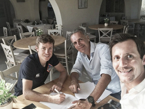 Fonte: Damiano Cunego/Twitter