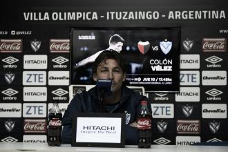 """Heinze: """"Si yo fuera hincha de Vélez me sentiría muy orgulloso"""""""