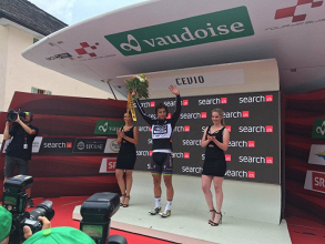 Giro di Svizzera 2017, 5° tappa: volata regale di Sagan, Caruso mantiene la maglia di leader