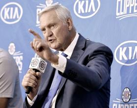 Jerry West deixa Warriors e assume cargo de conselheiro no Los Angeles Clippers
