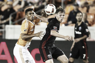 Houston Dynamo's hot start too much for D.C. United