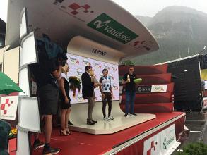 Giro di Svizzera 2017: tappa e maglia per Pozzovivo a La Punt