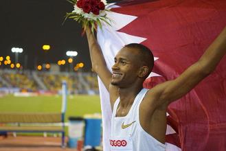 Atletica - Diamond League, Doha: Samba illumina i 400hs, vola Gardiner, Barshim re dell'alto - Twitter Diamond League