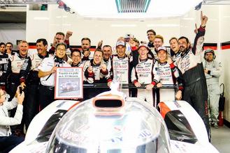 Le Mans 24 Hours: Toyota claim historic pole position
