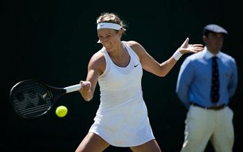 Wimbledon 2017 - Azarenka cancella Vesnina, avanza Cibulkova - Foto: Wimbledon - Twitter