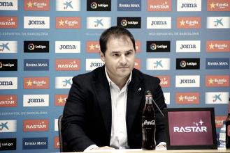 """Jordi Lardín: """"Intentaremos fichar jugadores para dar el salto de calidad"""""""