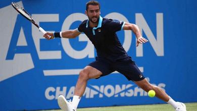 ATP Queen's , le semifinali: Muller - Cilic, a seguire Dimitrov - F.Lopez