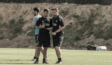 """Sergio González : """"Estamos generando ocasiones y vamos de menos a más"""""""