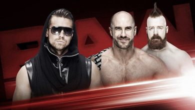 Previa Monday Night Raw: The Miz llama a The Shield