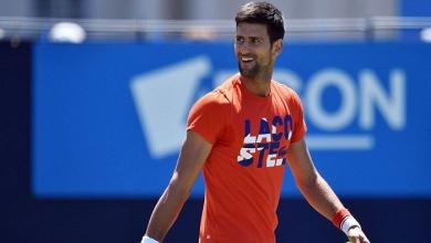 ATP Eastbourne - Il programma di martedì: Djokovic sul centrale, Gasquet gioca con Tiafoe, c'è Fabbiano